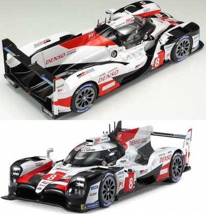 Toyota Gazoo Racing TS050 Hybrid 2019 (Limited edition)