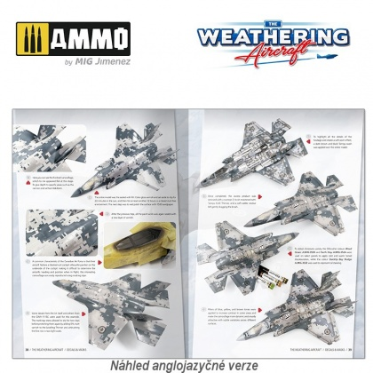 The Weathering Aircraft 17 - DECALS & MASKS (ENGLISH)