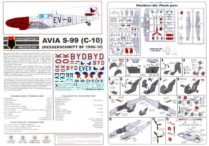 Avia S-99 (C-10)