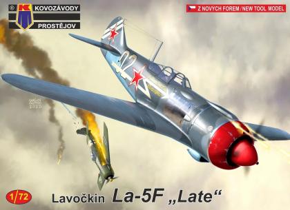 """La-5F """"Late"""""""