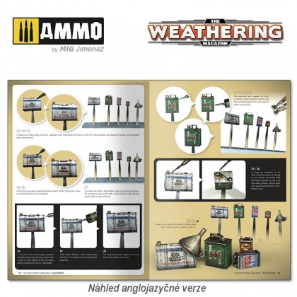 The Weathering Magazine 32 - Doplňky