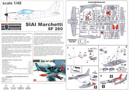 SIAI SF-260D
