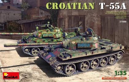CROATIAN T-55A
