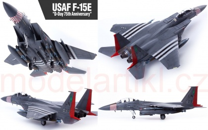 USAF F-15E D-Day 75th Anniversary