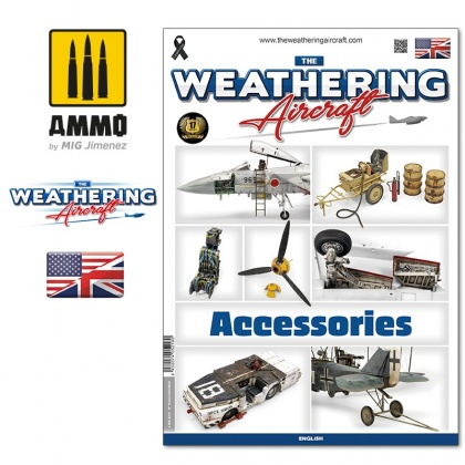 The Weathering Aircraft 18 - ACCESSORIES (ENGLISH)