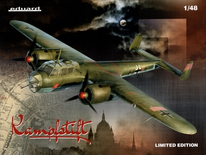 Kampfstift - Dornier Do 17Z (Limited Edition)