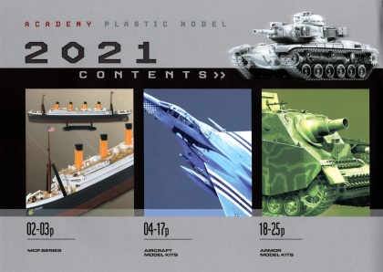 Academy Catalog 2021