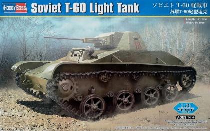 Soviet T-60 Light Tank