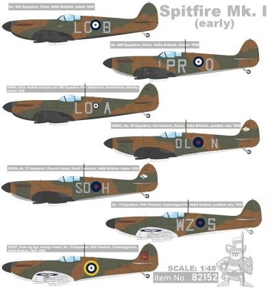 Spitfire Mk.I early (ProfiPACK)