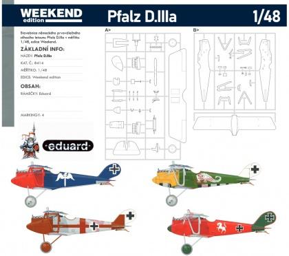Pfalz D.IIIa (Weekend)