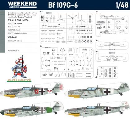 Messerschmitt Bf 109G-6 (Weekend)