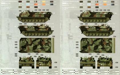 Bundeswehr Bergepanzer 2A2
