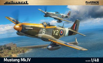 Mustang Mk.IV (ProfiPACK)
