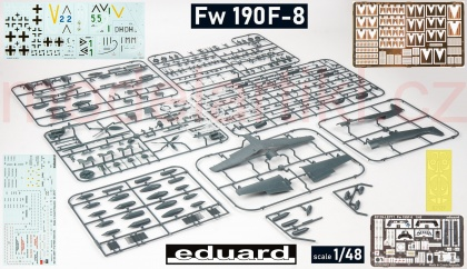 Fw 190F-8 (ProfiPACK)