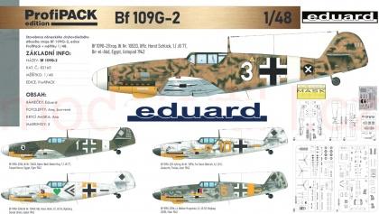 Bf 109G-2 (ProfiPACK)