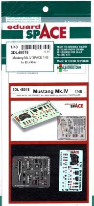 Mustang Mk.IV (For Eduard kit)