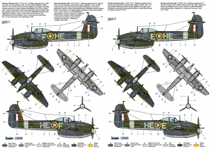 Westland Whirlwind F Mk.I - Cannon Fighter