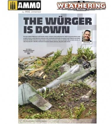 The Weathering Magazine 33 - Vyhořelý