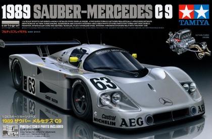 1989 Sauber-Mercedes C9