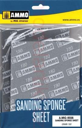 Sanding Sponge Sheet 180 (2pcs.)