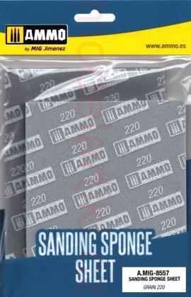 Sanding Sponge Sheet 220 (2pcs.)