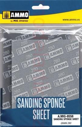 Sanding Sponge Sheet 280 (2pcs.)