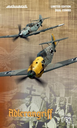 ADLERANGRIFF (2x Bf 109E-1/3/4 - Limited edition - Dual Combo)