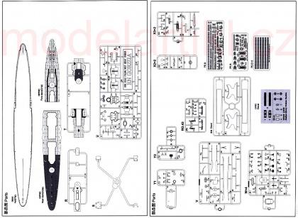 Italian Heavy Cruiser Gorizia