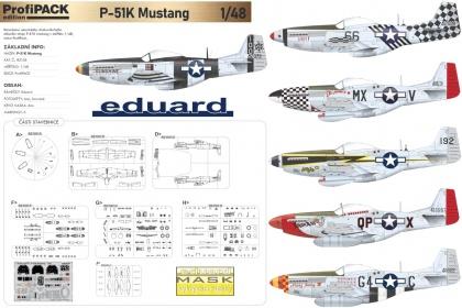 P-51K Mustang (ProfiPACK)