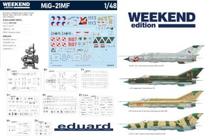 MiG-21MF (Weekend)