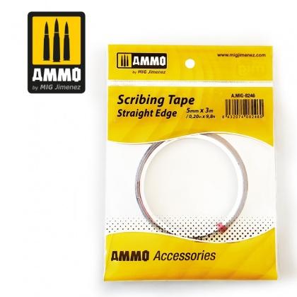 Scribing Tape - Straight Edge (5mm x 3m)