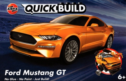Ford Mustang GT QUICK BUILD