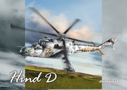Mil Mi-24 HIND D (Limited Edition)