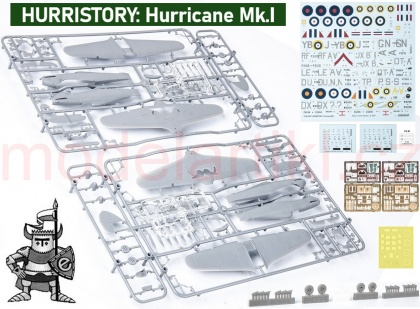 HURRISTORY (2x Hurricane Mk.I - Limited edition - Dual Combo)