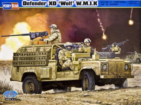 Defender XD Wolf W.M.I.K.