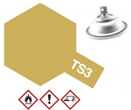 TS-3 Dark Yellow 100ml