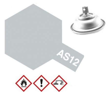 AS-12 Bare-Metal Silver 100ml
