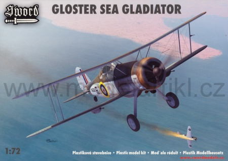 Gloster Sea Gladiator 030/72036