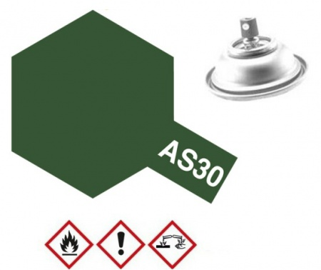 AS-30 Dark Green 2 (RAF) 100ml 001/86530