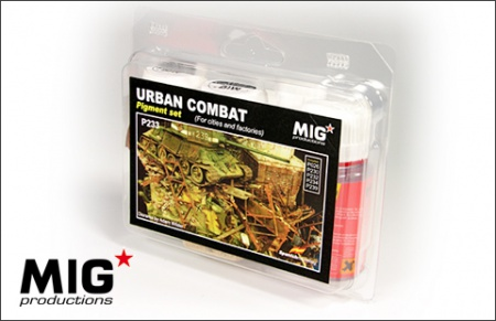 P233  Urban Combat Set 4x20ml