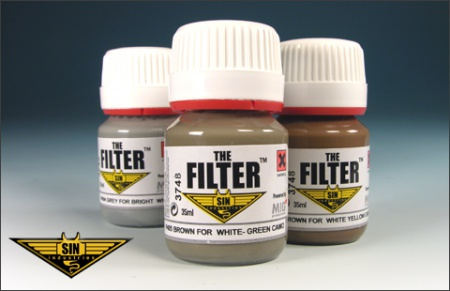 P407 Winter Filter Set 3x35ml 032/P407
