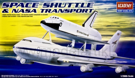 Space Shuttle & NASA Transport 002/12708-1640