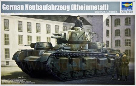 German Neubaufahrzeug (Rheinmetall)