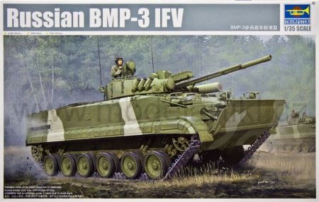 Russian  BMP-3 IFV