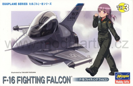 F-16A Fighting Falcon (Egg Plane) 007/TH03