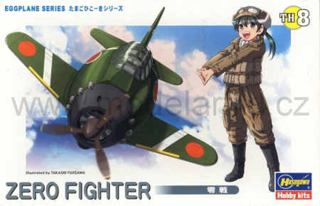 Zero Fighter (Egg Plane) 007/TH08