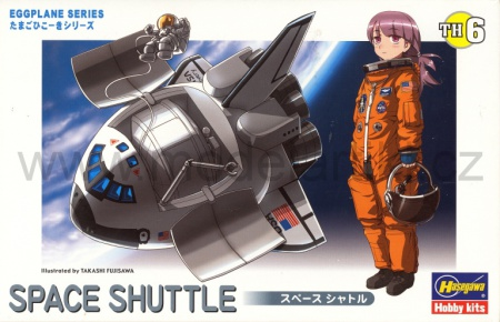 Space Shuttle (Egg Plane) 007/TH06