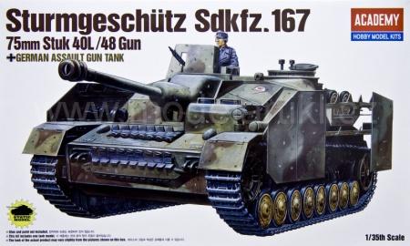 Sturmgeschütz Sd.Kfz.167