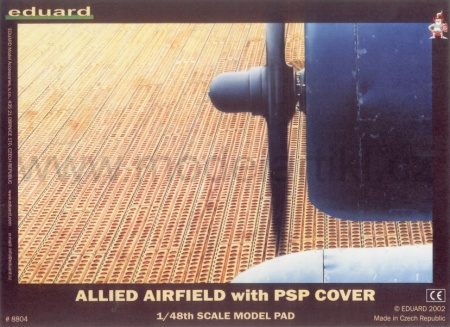 Allied Airfield with PSP Cover 003/8804