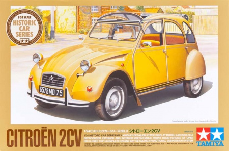 Citroén 2CV (Limited Reedition) 001/25415